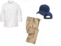 Save 15% off retail price on all work apparel and uniforms.